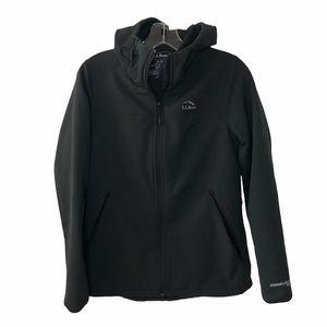 L.L. Bean Stormfleece Pro Black Jacket XS